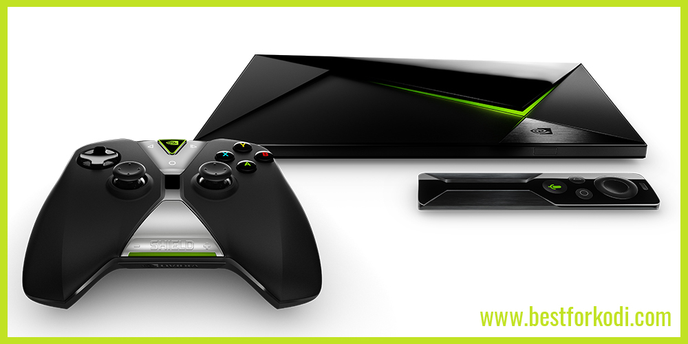 The NVIDIA SHIELD Android TV Box