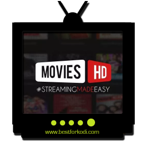 How to install the Movies HD Kodi Addon