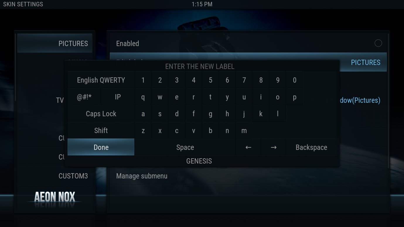 Creating your own Kodi build Part Two