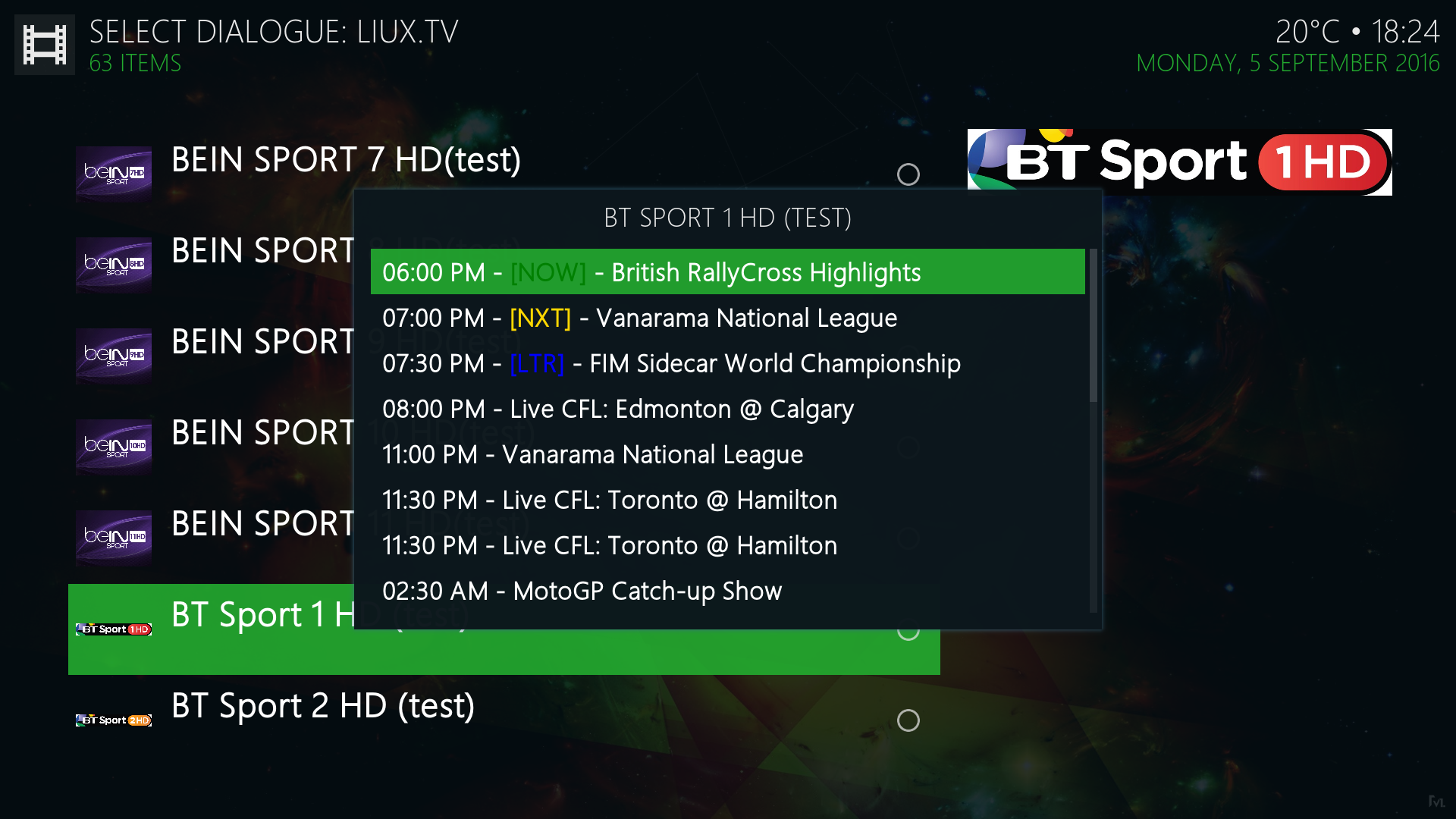 How to add Liux TV addon to Kodi - Best for Kodi