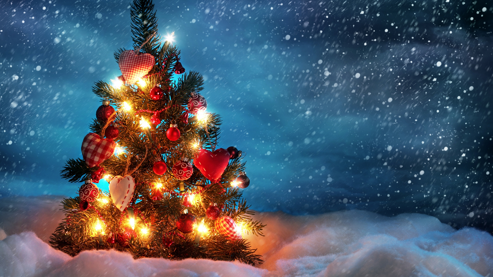 Christmas Backgrounds Best for Kodi 4
