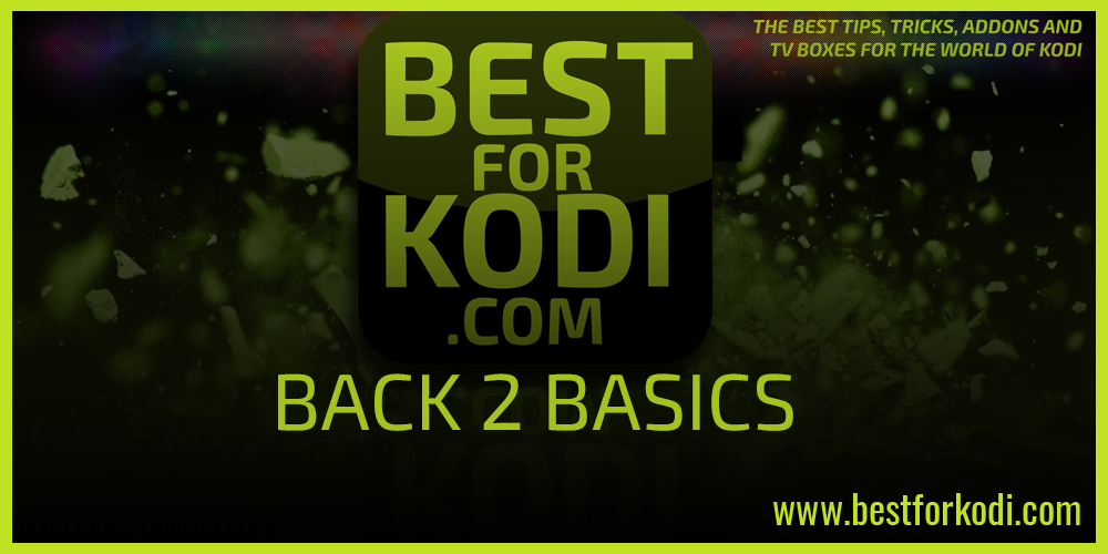 How to setup the official Kodi remote app
