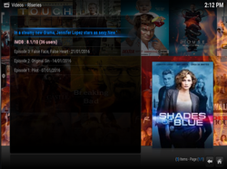 How a Kodi addon works