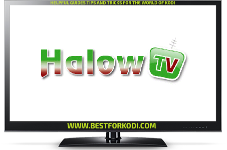 How to Install Halow Live TV - Best for Kodi