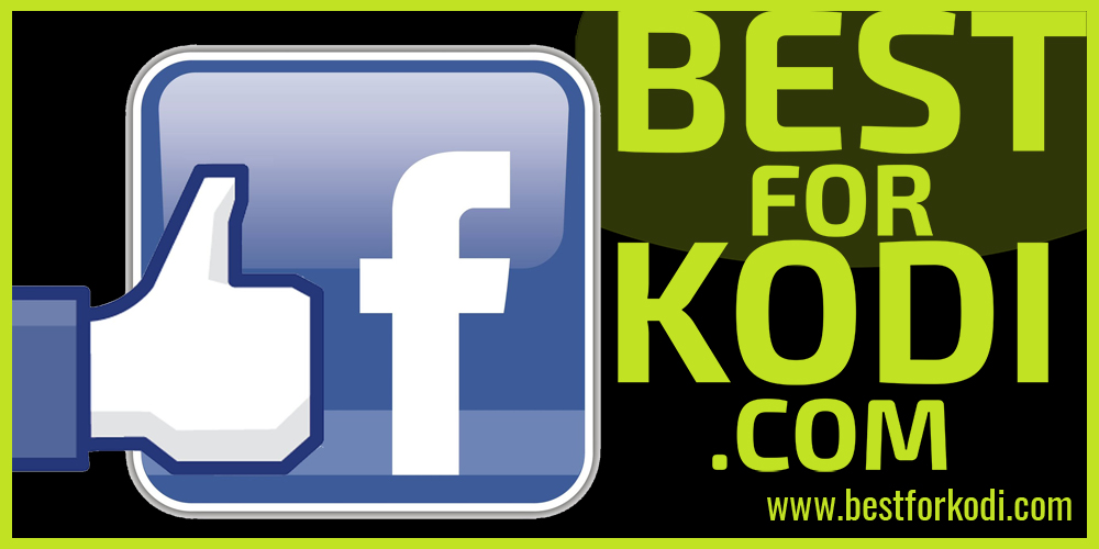 Best for Kodi Facebook