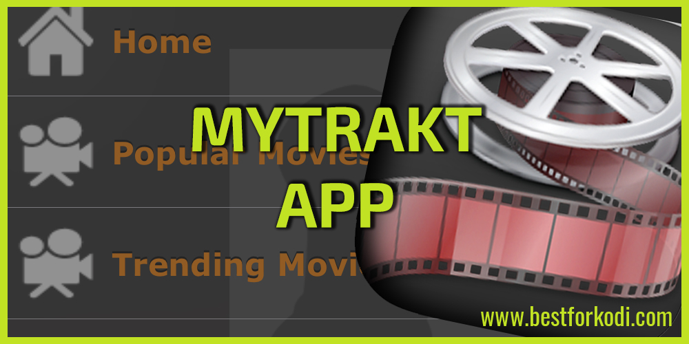 Using the MyTrakt App on your iPhone and Kodi