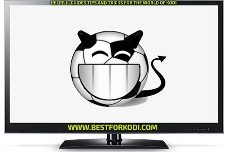 Install Guide Sports Devil Kodi Addon Repo
