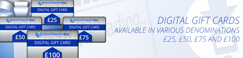 EntertainmentBox Digital Gift Cards