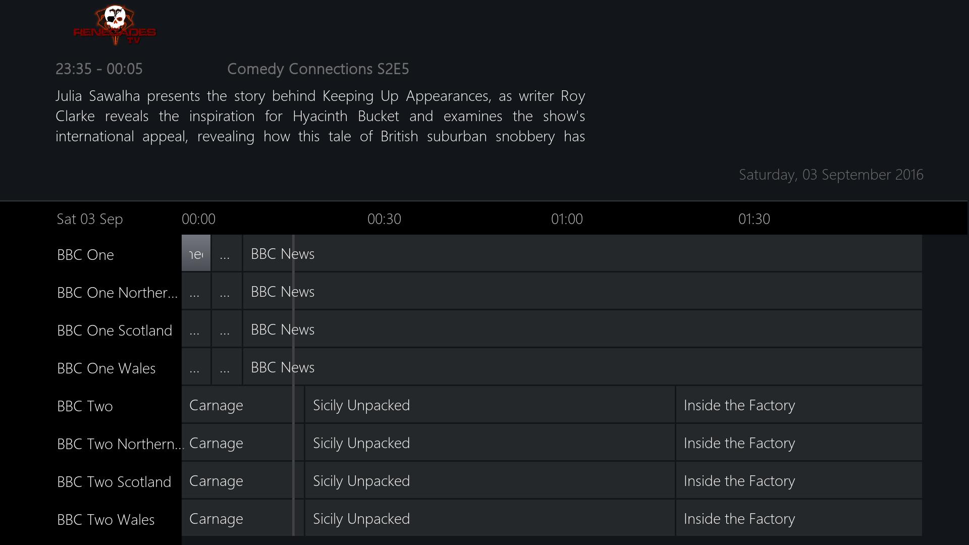 How to install Renegades TV Kodi