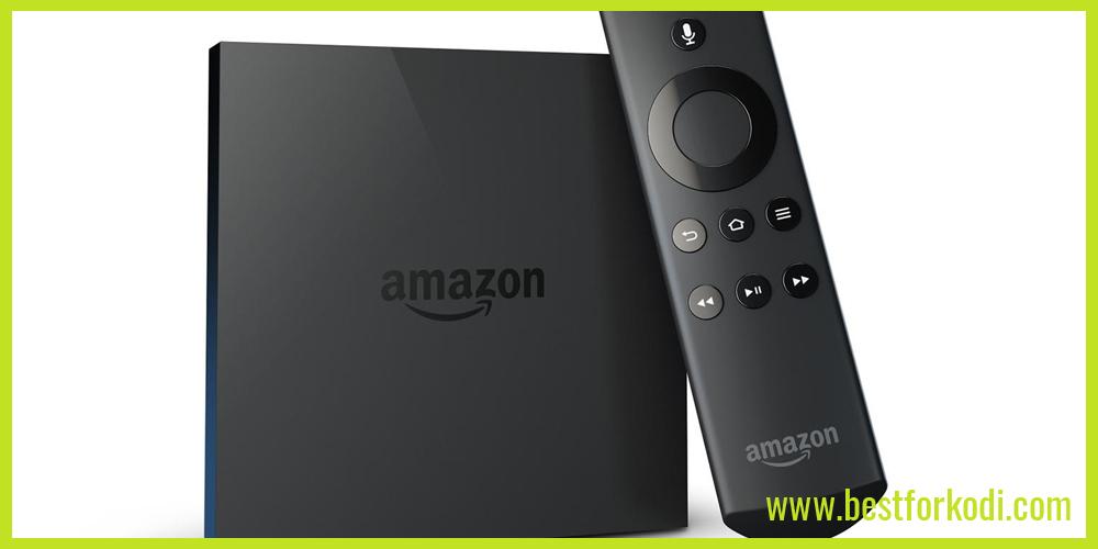 Amazon Fire TV Box with Kodi