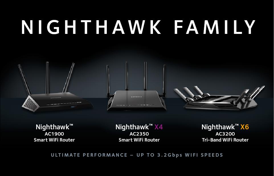 Nighthawk-Family