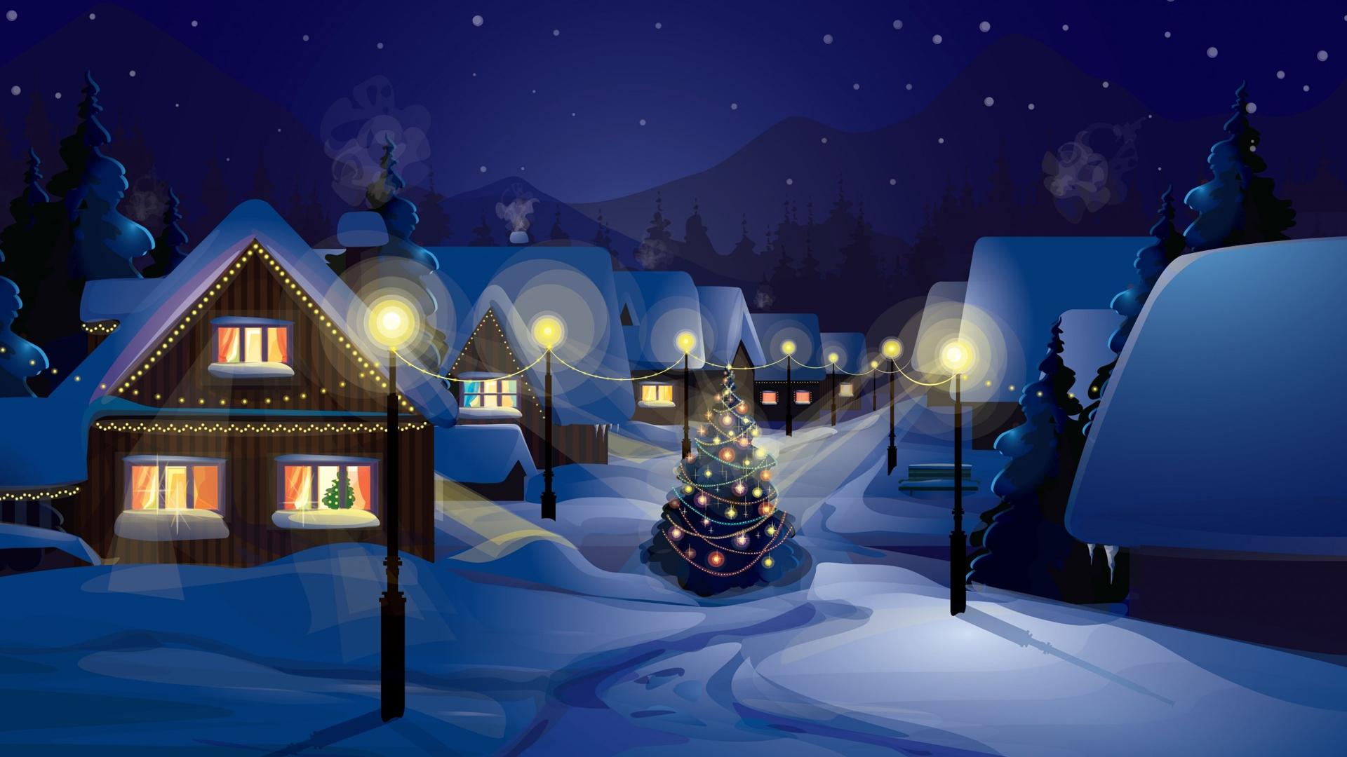 Christmas Backgrounds Best for Kodi 3