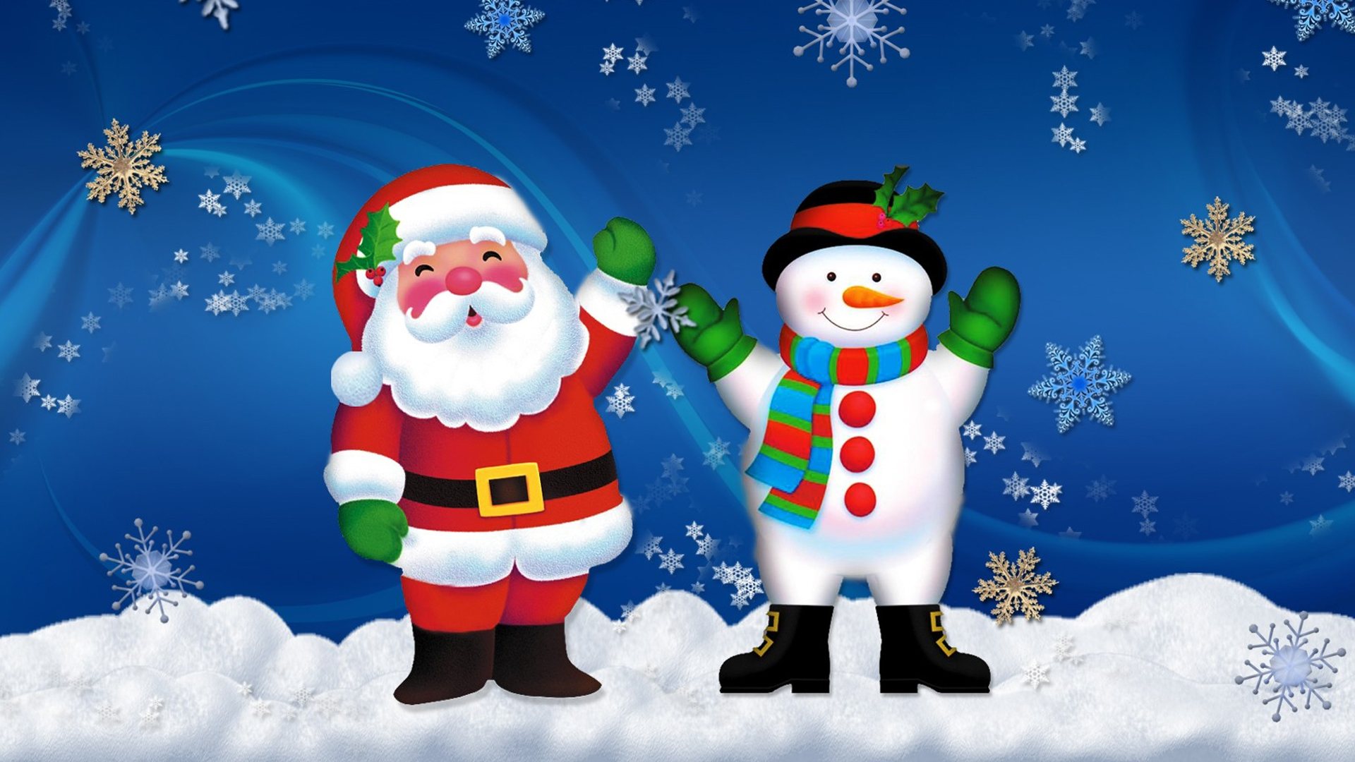 Christmas Backgrounds Best for Kodi 1