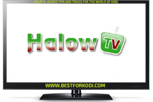 How to Install Halow Live TV Install Halow TV Kodi addon