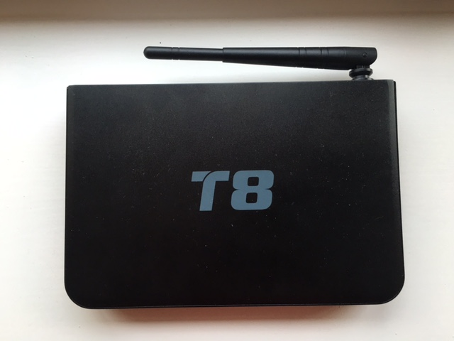 T8 AML V3S Android Box Review