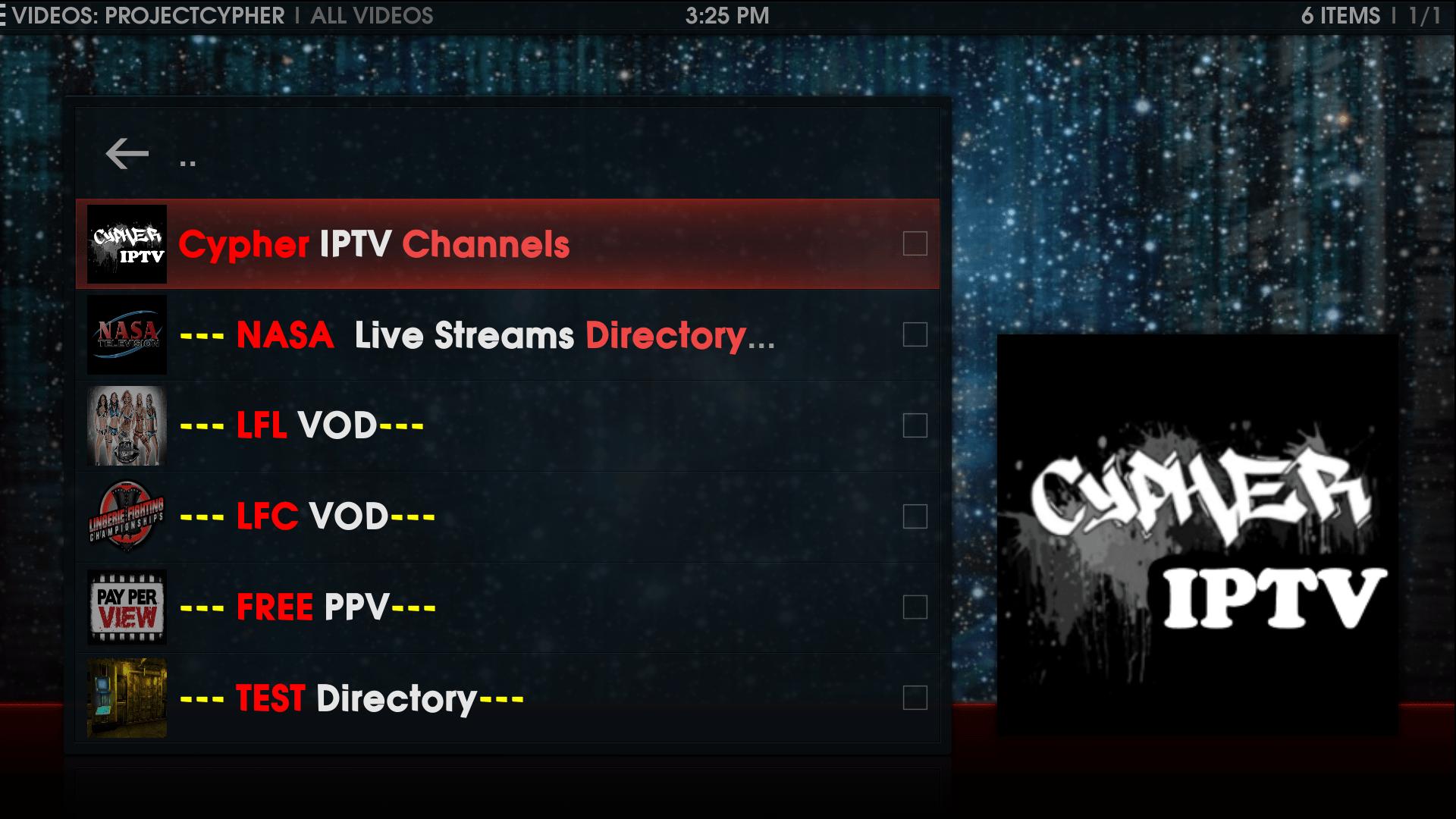 Best IPTV Kodi Addons