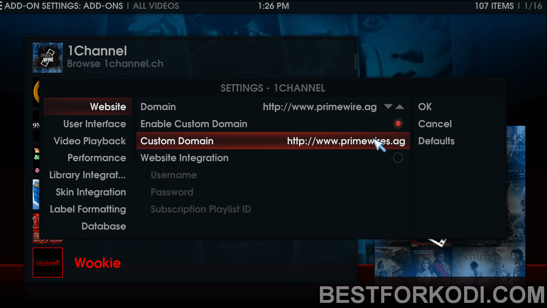 Install Primewire addon to work in UK - Best for Kodi
