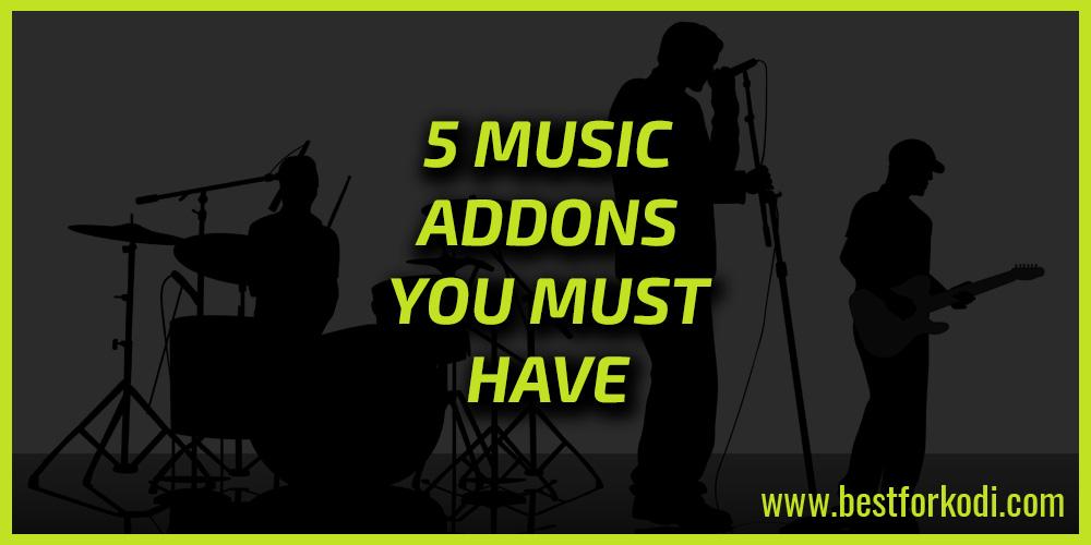 music addons