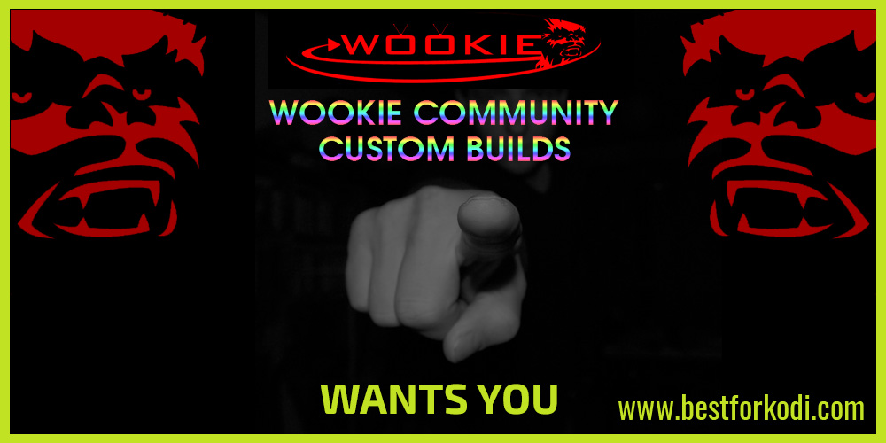 Wookie Community builds wants you.