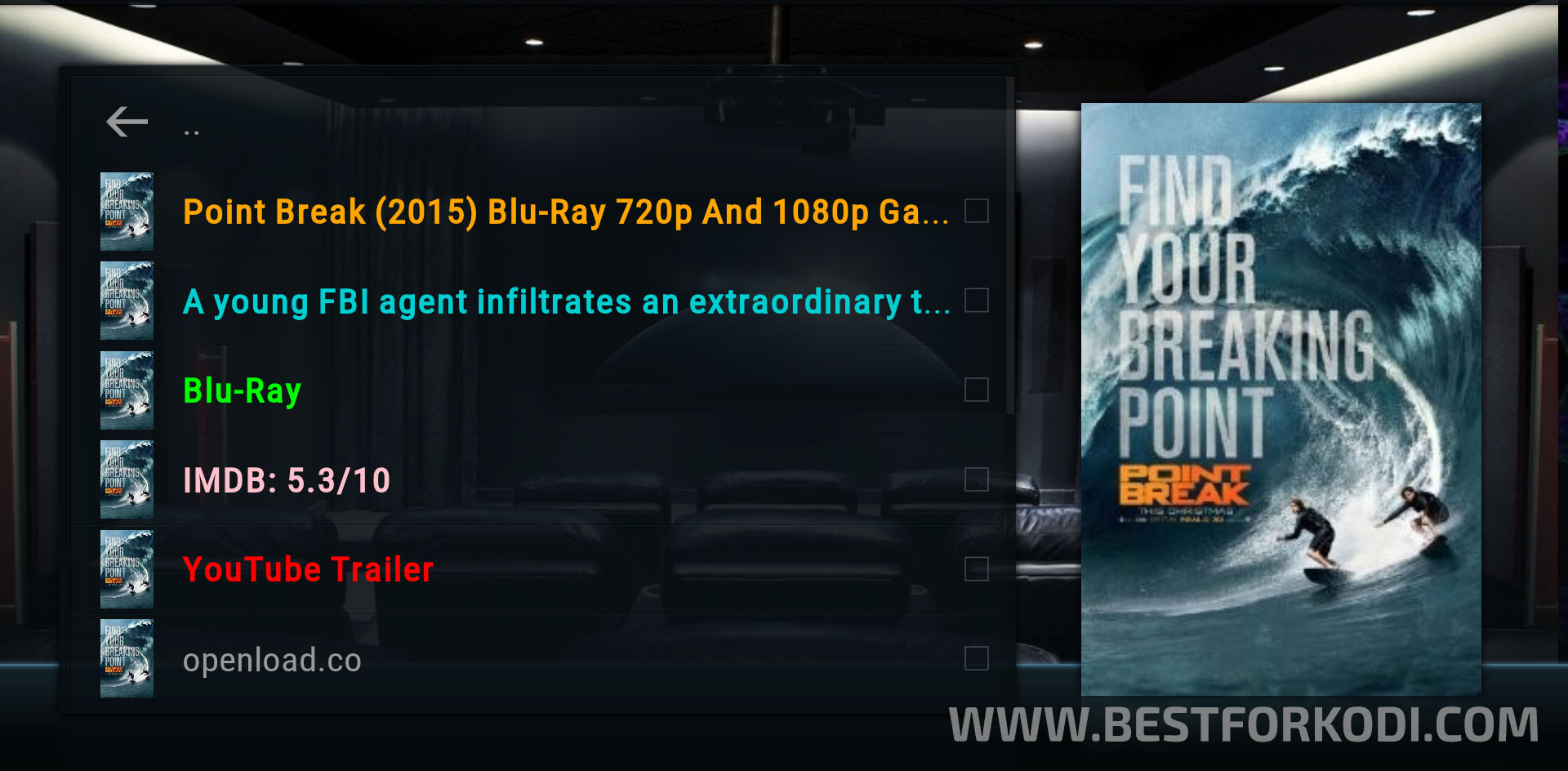 Install ganool kodi addon great addon for 720p and 1080p movies install ganool kodi addon reheart Image collections