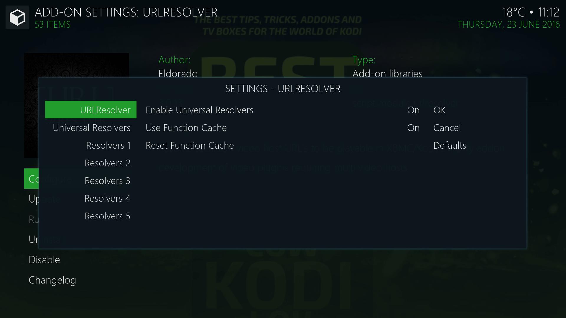 Configure Real Debrid in Kodi