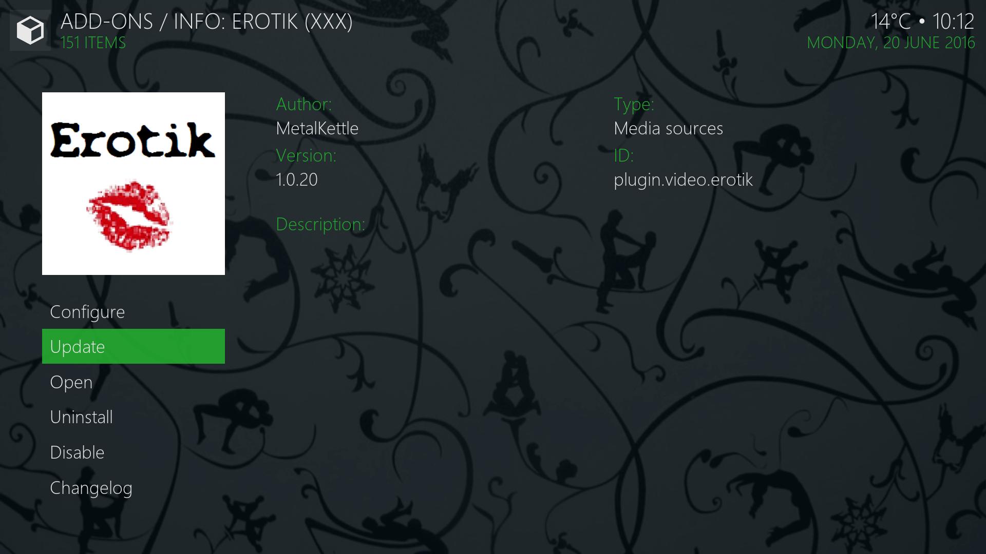 Install Erotik Adult addon Kodi Repo - XXX
