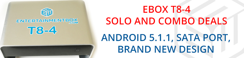 T8 V4 Android TV Box Latest TV Box