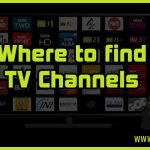 Where to find TV Channels in Kodi