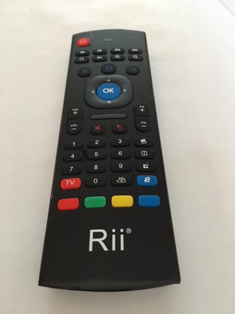 Rii MX3-M Air Mouse Review