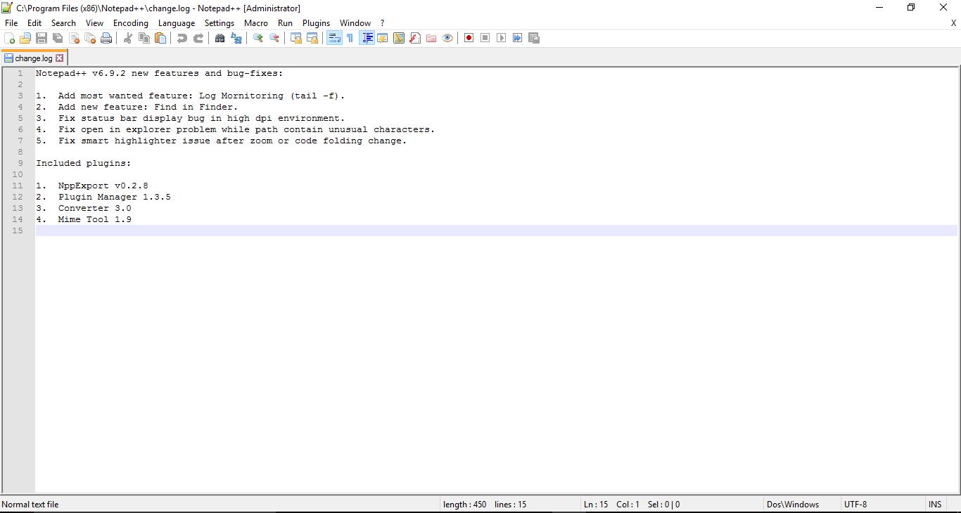 Edit your Kodi Skin using Notepad++