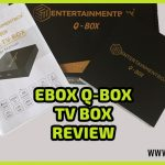 Q Box from Entertainment Box Review