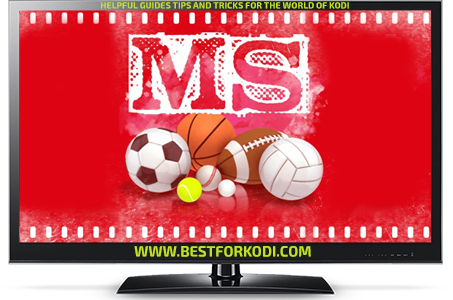 Money Sports Kodi Addon
