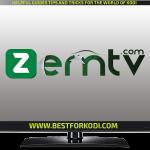 Install Zem TV Kodi Addon