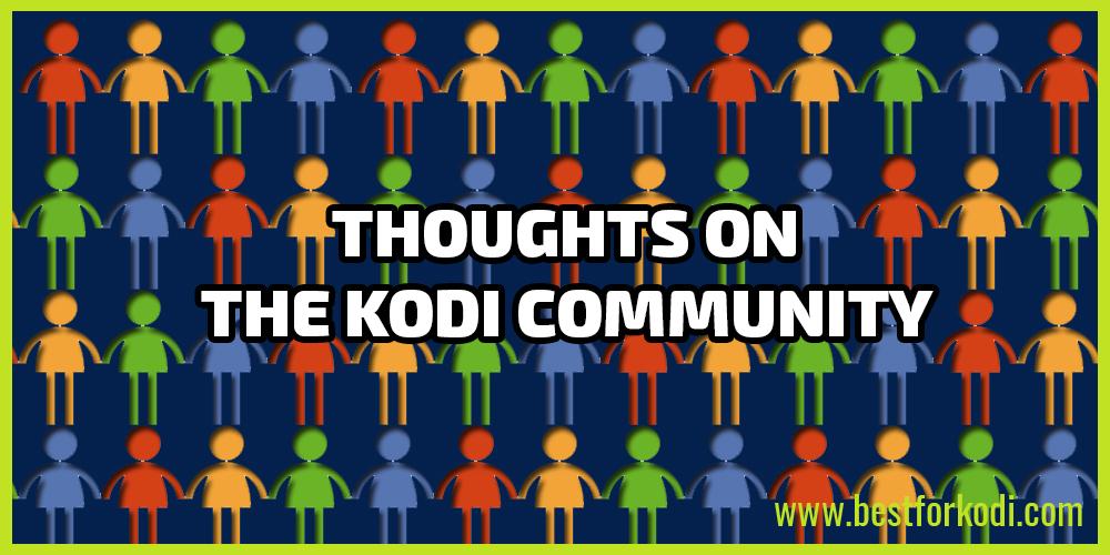 KODI COMMUNITY