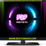 Guide Install Bob unrestricted Kodi Addon Repo