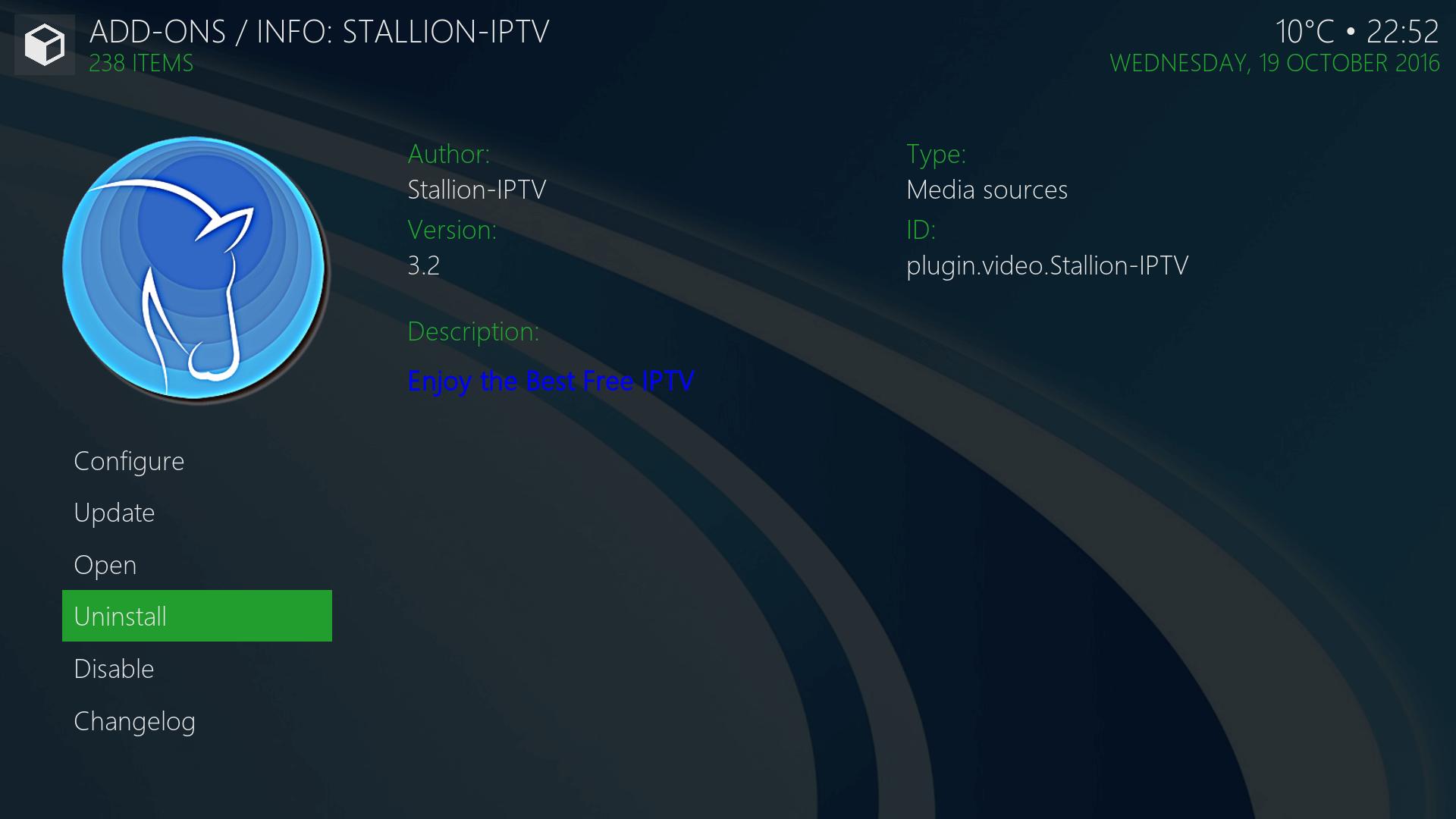 Guide Install Stallion IPTV Addon Kodi Repo