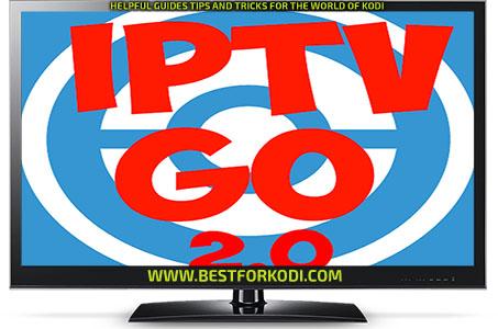 Guide Install IPTV Go Addon Repo