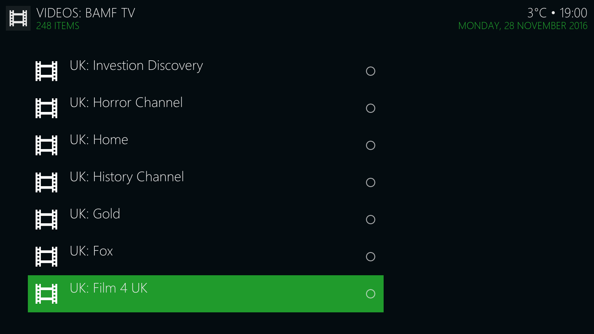 Guide Install Bamf Tv Kodi Addon Repo - IPTV Addon