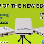 Entertainment Box –Brand New EBox Air i Review – Mini Projector/TV Box