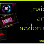 Inside addon series new update Evolve kodi Addon Sports section