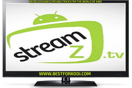 Guide Install Streamz.tv Kodi Addon Repo - IPTV Addon