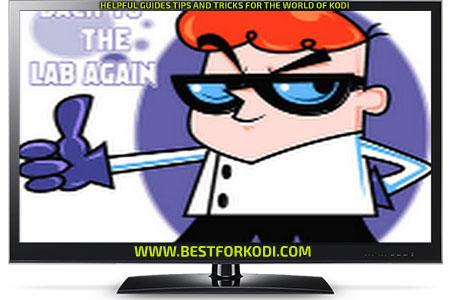 How to install the Dexter IPTV Kodi Addon