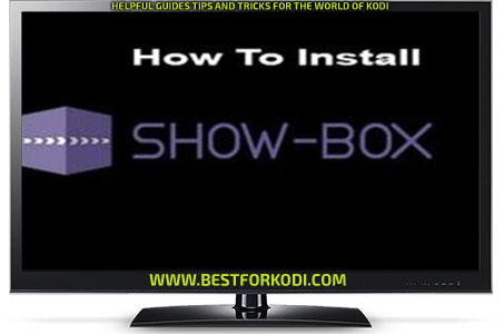 how to install showbox lite on android tv box
