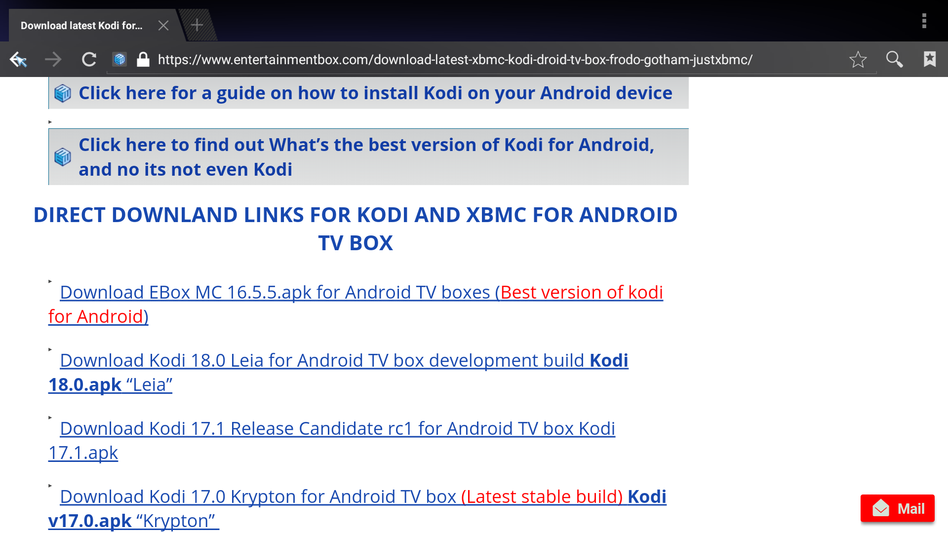 Kodi 17 apk android box   How to Install APK Time Android