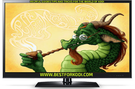 Guide Install The Magic Dragon Kodi Addon Repo