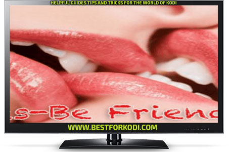 Install Les Be Friends Kodi Adult Addon -XXX Addon