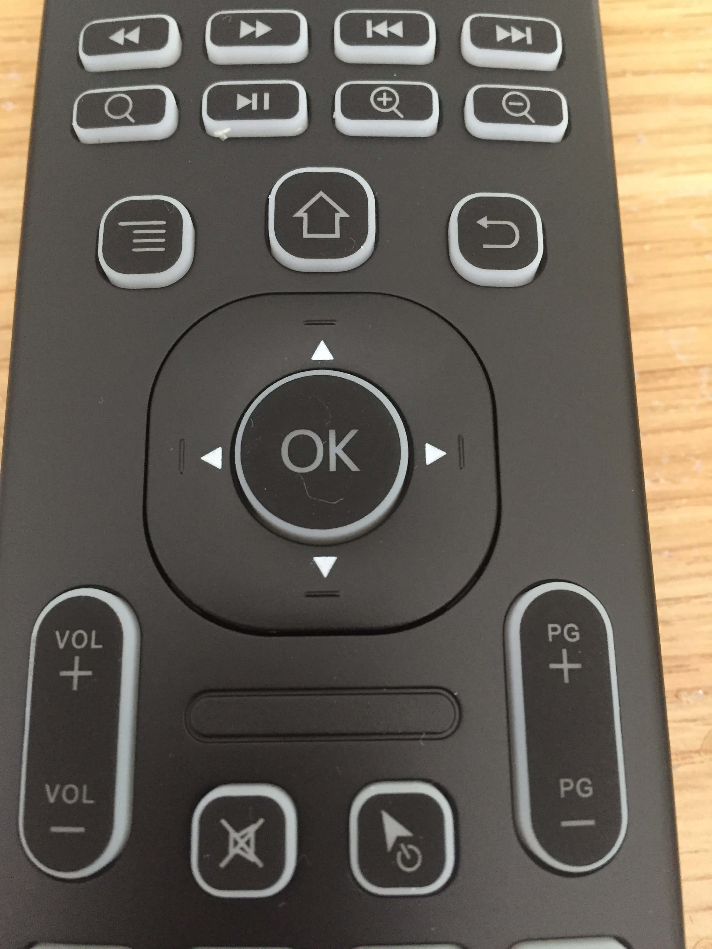 S77 Pro Plus Backlit Remote Wireless Qwerty Keyboard - Air Mouse Review