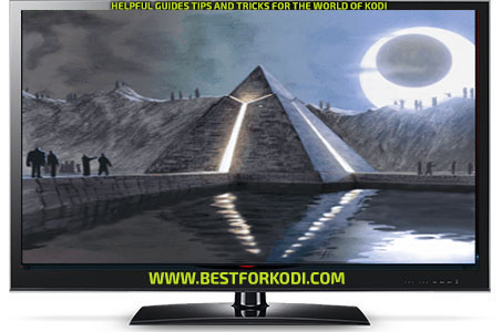 Install The Pyramid Addon For Kodi