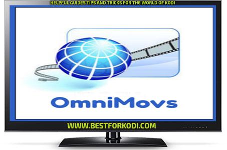 Install OmniMovs Kodi Addon Repo