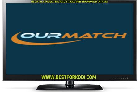 Guide Install Our Match Kodi Addon Repo